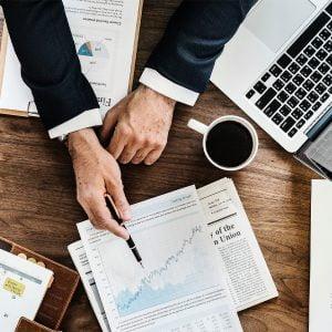 I dati per organizzare i costi