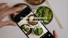 Come promuovere il tuo ristorante su instagram