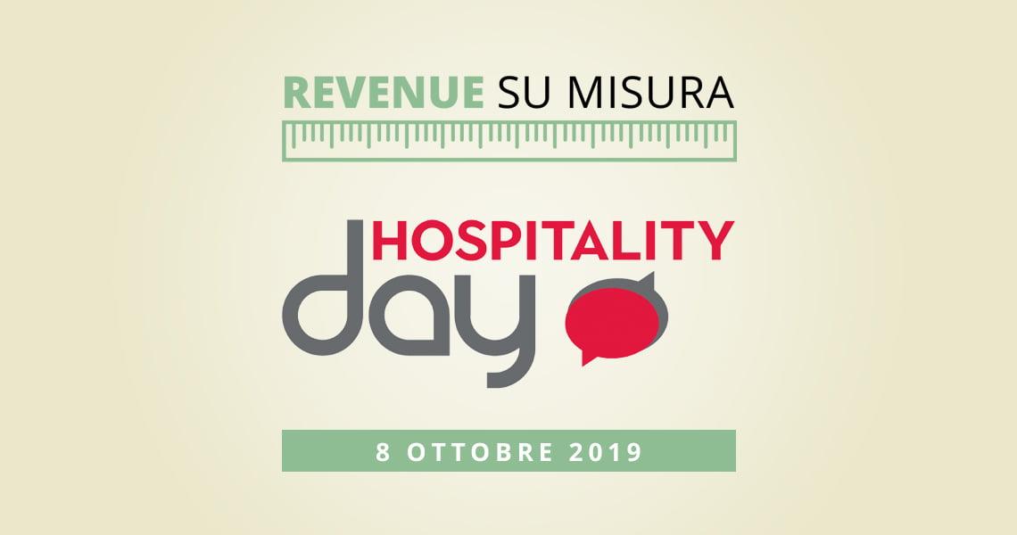 Revenue su Misura ad Hospitality Day: inizia il countdown