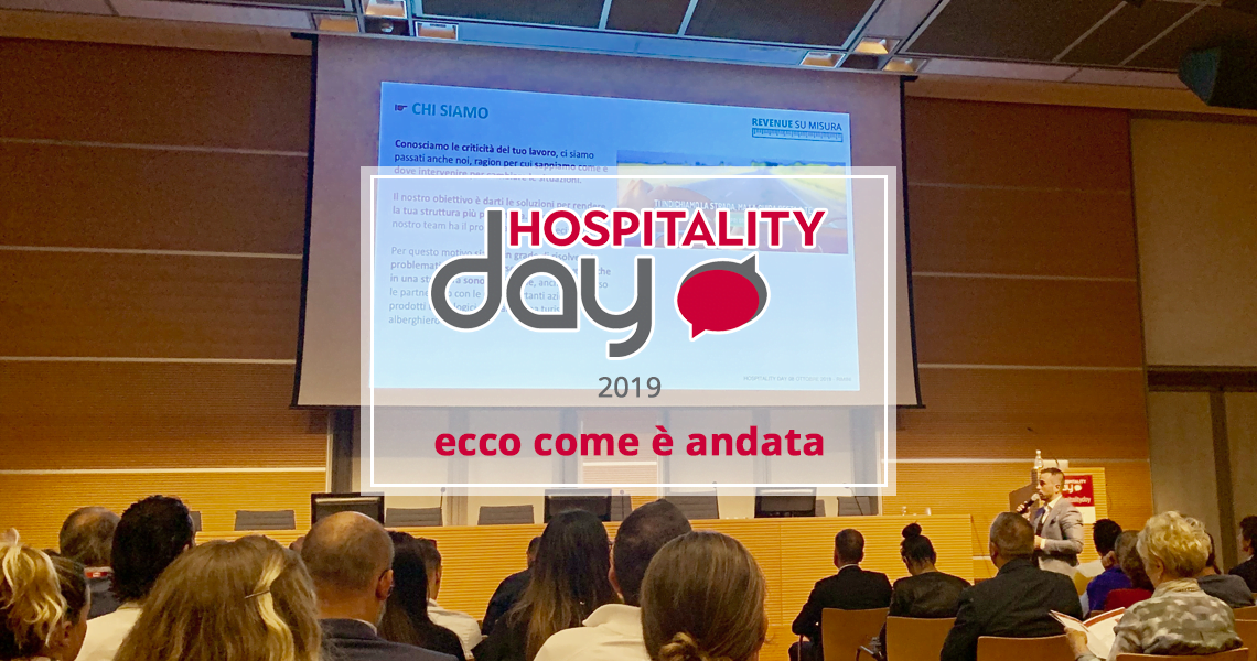 Hospitality Day 2019: ecco come è andata